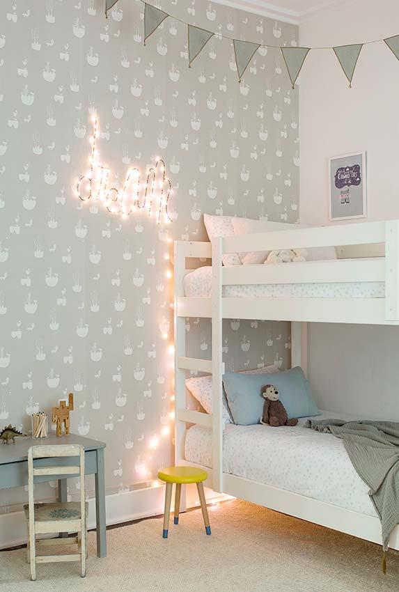 Um charme a mais para a decoração do quarto