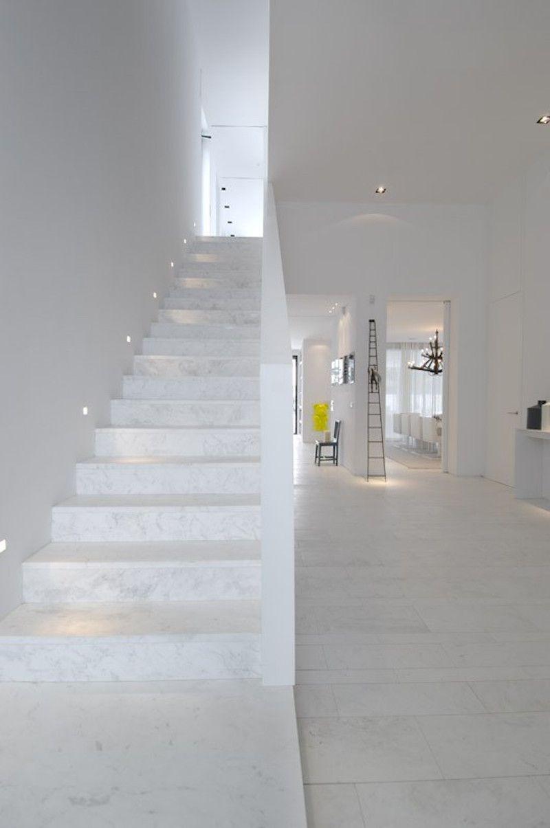 Mármore Piguês na escada