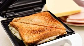Como limpar sanduicheira: descubra 7 passos e dicas de limpeza