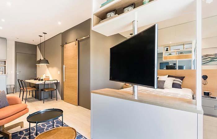 TV para quarto ou para sala