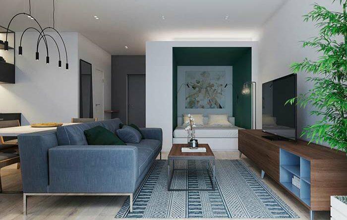 Decoração de apartamento pequeno: descubra 60 ideias incríveis