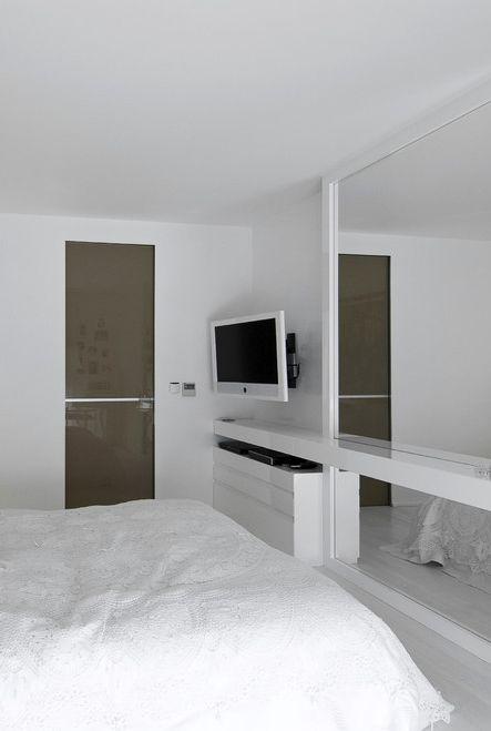 Espelho para quarto grande
