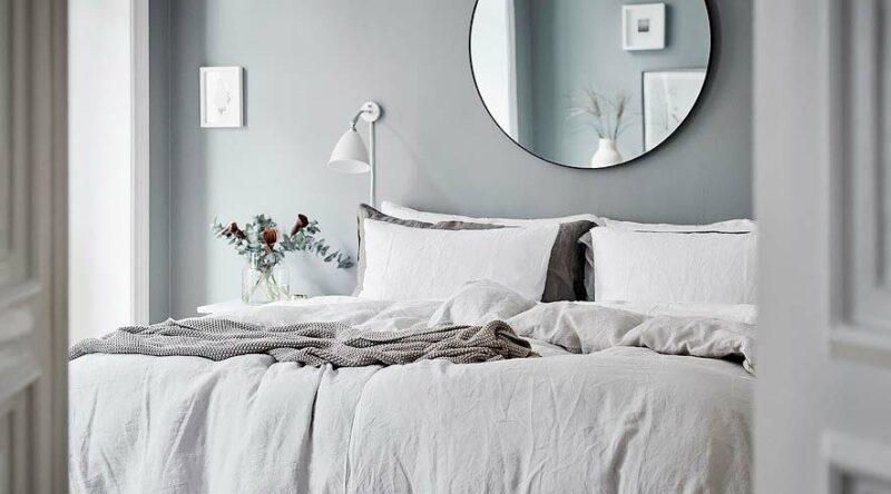 Espelho para quarto: 75 ideias e como escolher o ideal