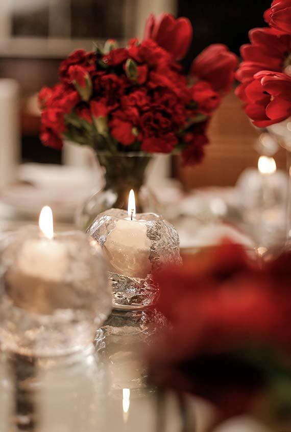 Candelabros e porta-velas deixam a sua decoração ainda mais sofisticada