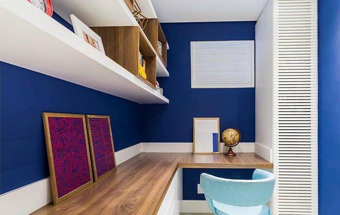 Azul royal: 60 ideias de decoração com a cor