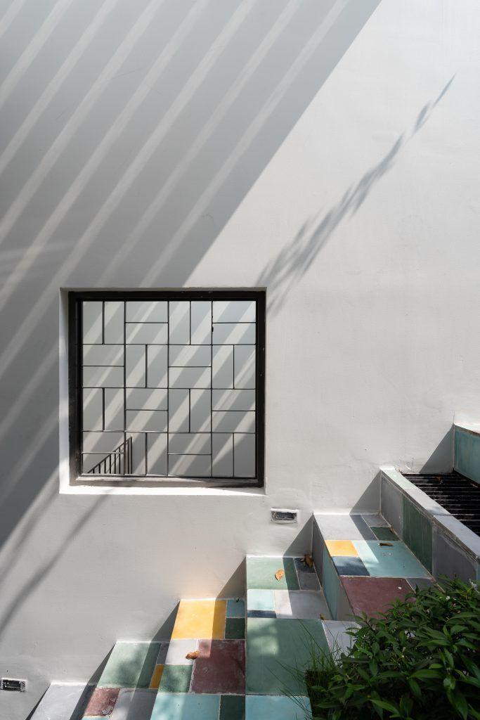 Grades para janela personalizada