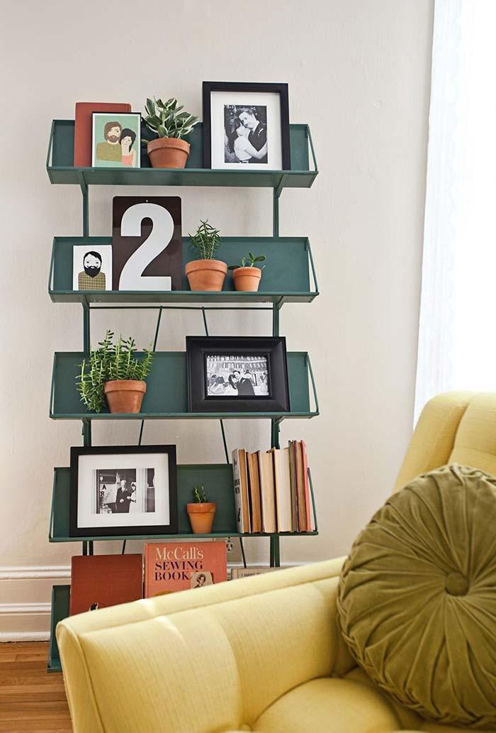 Vasos de barro para plantas para sala
