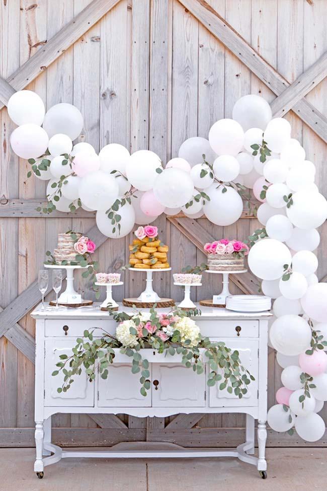 Balões para festas infantis