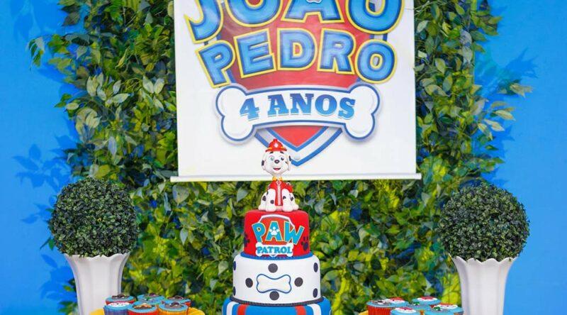 Festa Patrulha Canina: 60 ideias de decoração de tema