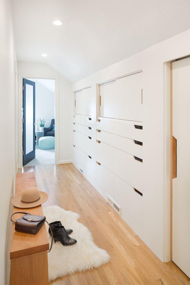Closet com gavetas