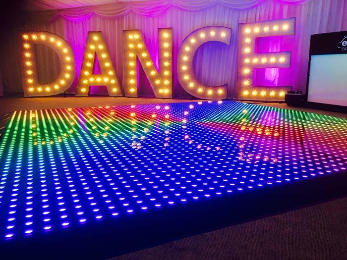 Área da dança