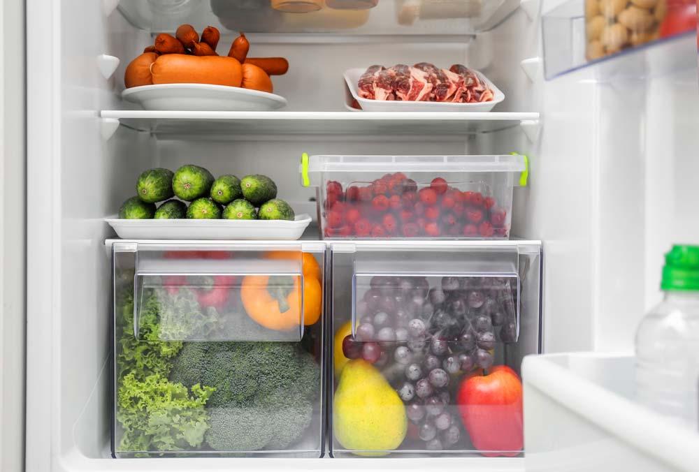 Organizadores geladeira