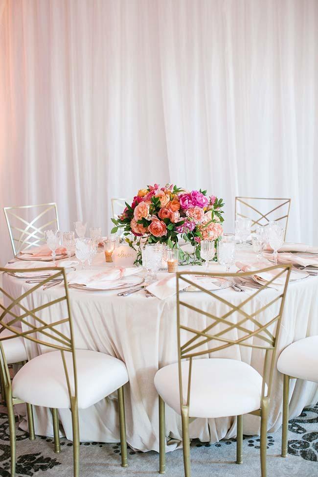Decoração de casamento clássica 2018