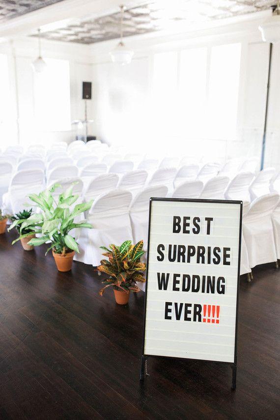 Decoração de casamento 2018 com folhagens