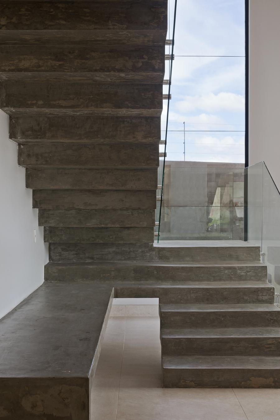 Escada De Concreto Como Fazer Preço E 60 Fotos De Projetos