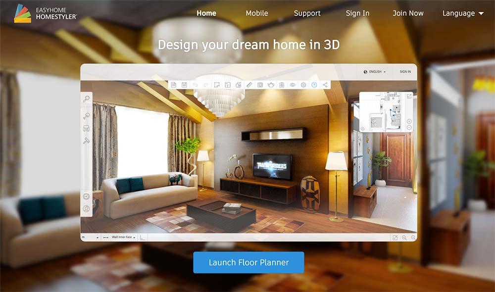 Como criar plantas de casas conhe a programas online gr tis for Progettare casa on line gratis