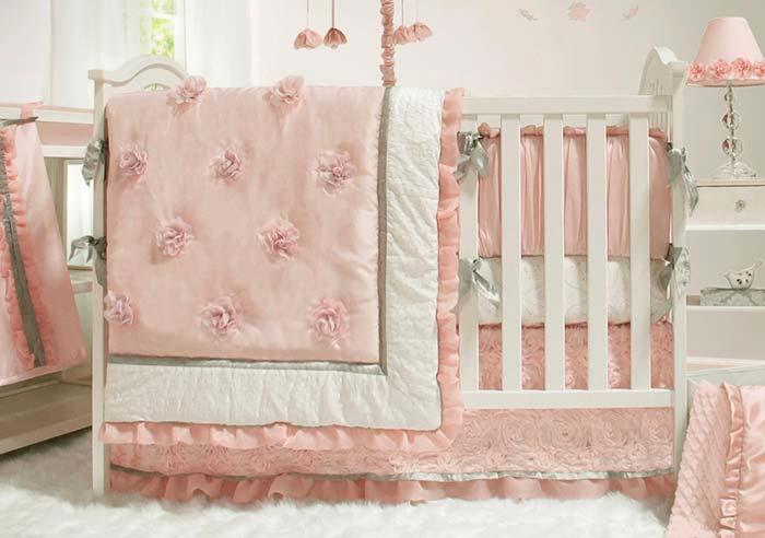 Fuxicos para decorar o quarto de bebê