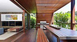 Varanda de madeira: conheça as vantagens e 60 ideias de projetos