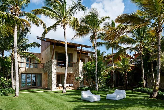 Casa de fazenda luxuosa