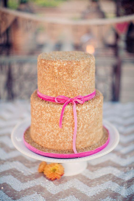 Capriche na decoração do bolo