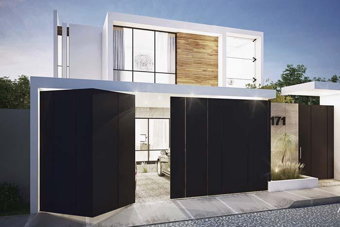 Aproveitamento de espaços em casas planejadas