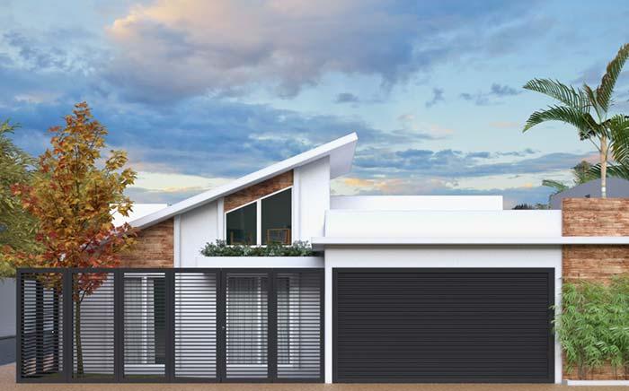 Casas planejadas: segurança reforçada