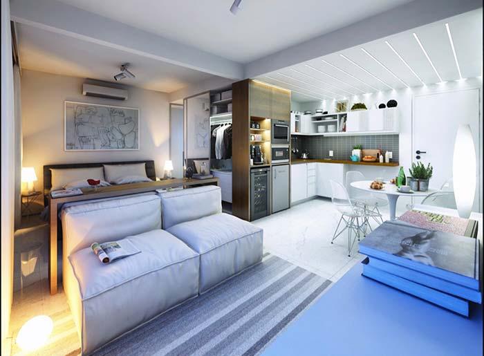 Apartamento planejado