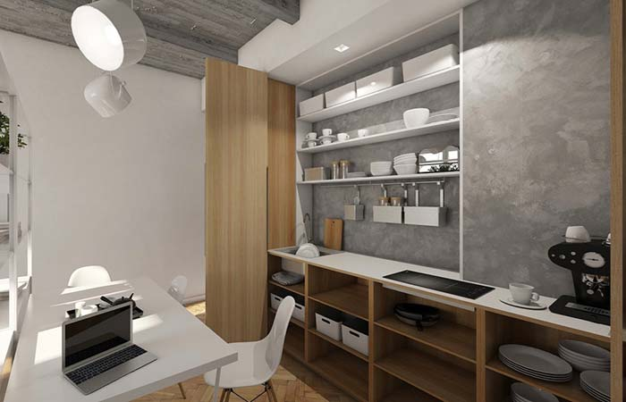Casas planejadas com nichos