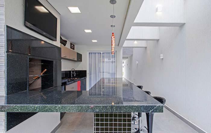 Granito Verde Ubatuba: tonalidades, preço e dicas de decoração