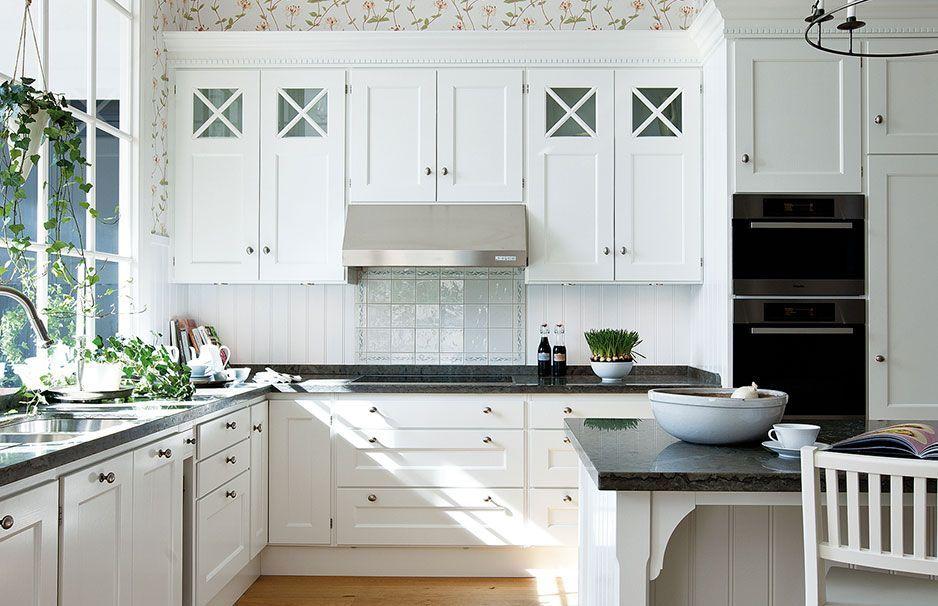 cozinha maravilhosa com Verde Ubatuba