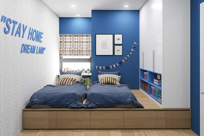 Cores para quarto de crianças e jovens