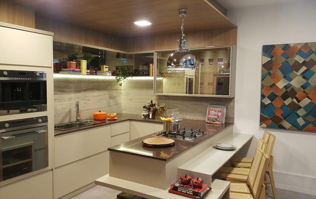 Uma cozinha para se inspirar