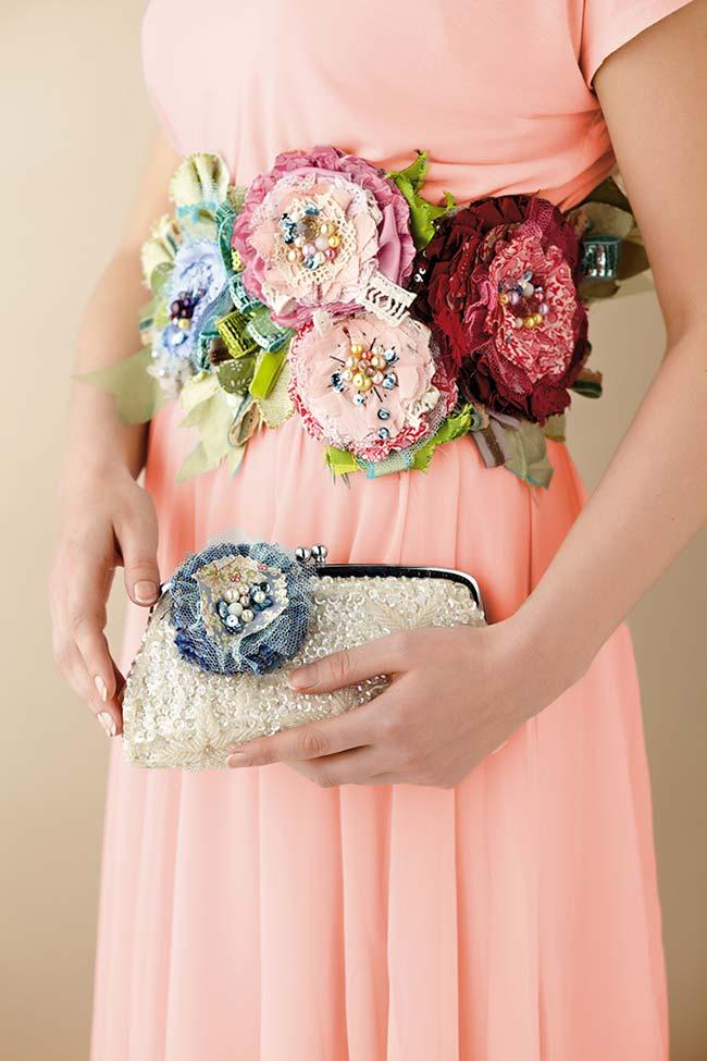 Flor de tecido: valorize peças de roupas com as flores de fuxico