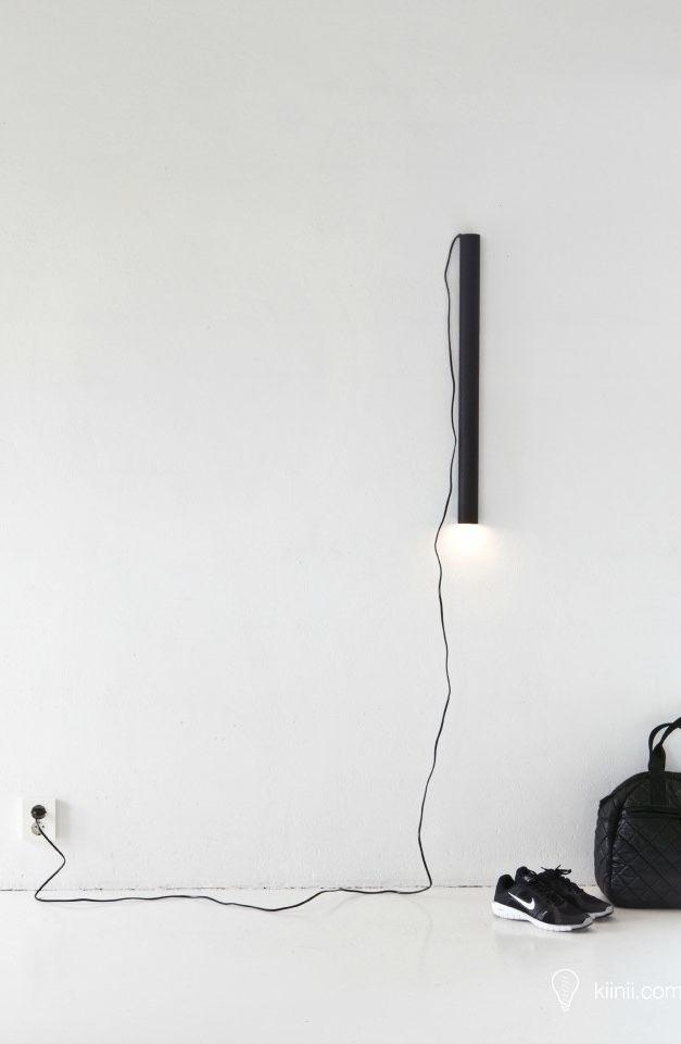 Luminária de PVC móvel