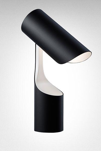 Luminária de PVC pintada