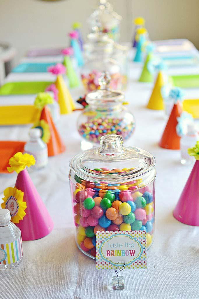 Festa Infantil Simples E Barata 60 Ideias De Decoração De Festa