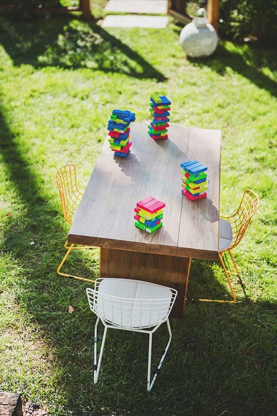 Brinquedinhos simples para festa