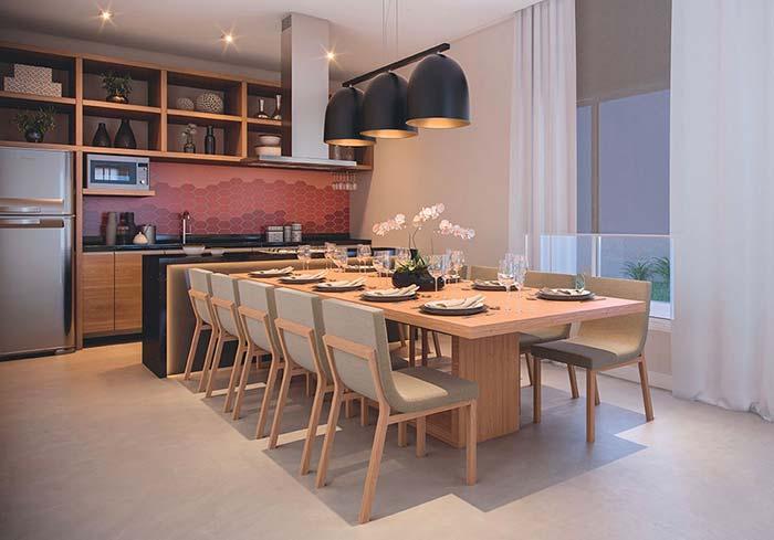 Tenha em seu espaço gourmet louças e talheres bonitos e de boa qualidade
