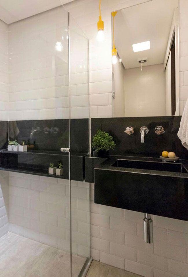 Cuba de banheiro esculpida em Granito Preto São Gabriel