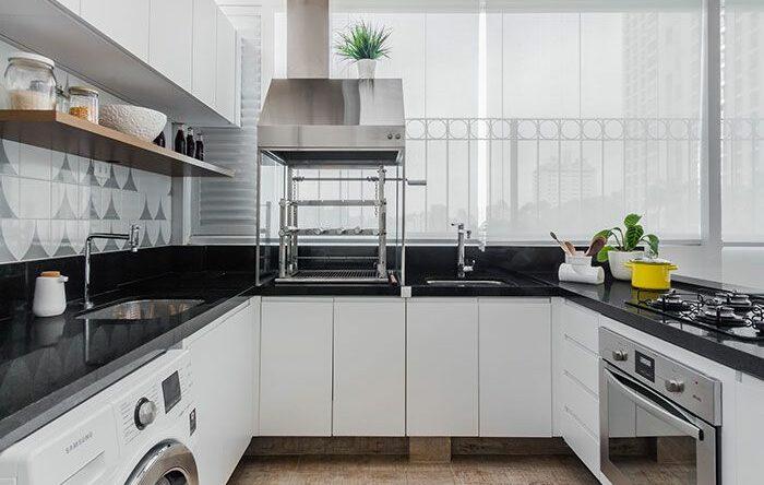 Granito preto São Gabriel: conheça as características, preço e projetos
