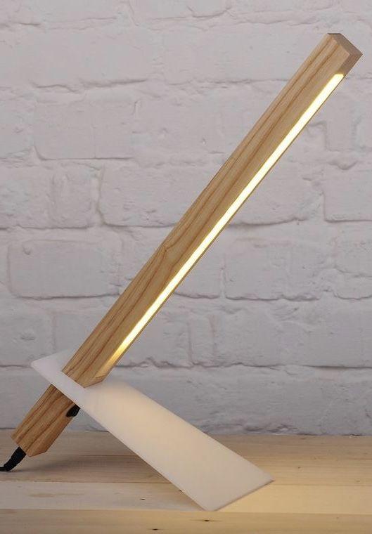 Bastão de luz para a mesa