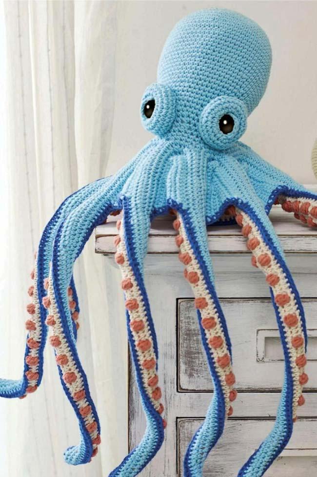Como fazer polvo de crochê - Como Fazer Croche.ART.BR | 977x650