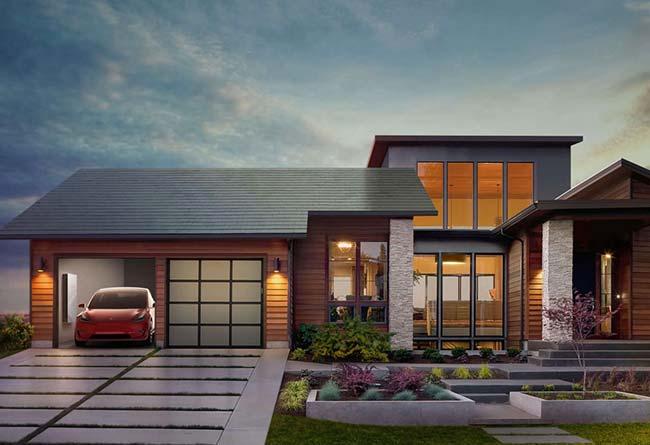 Construções sustentáveis com telhas