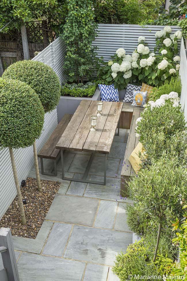 jardins pequenos e baratos com plantas