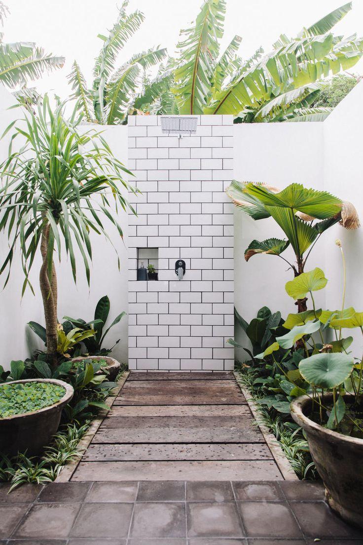 Jardim pequeno e barato