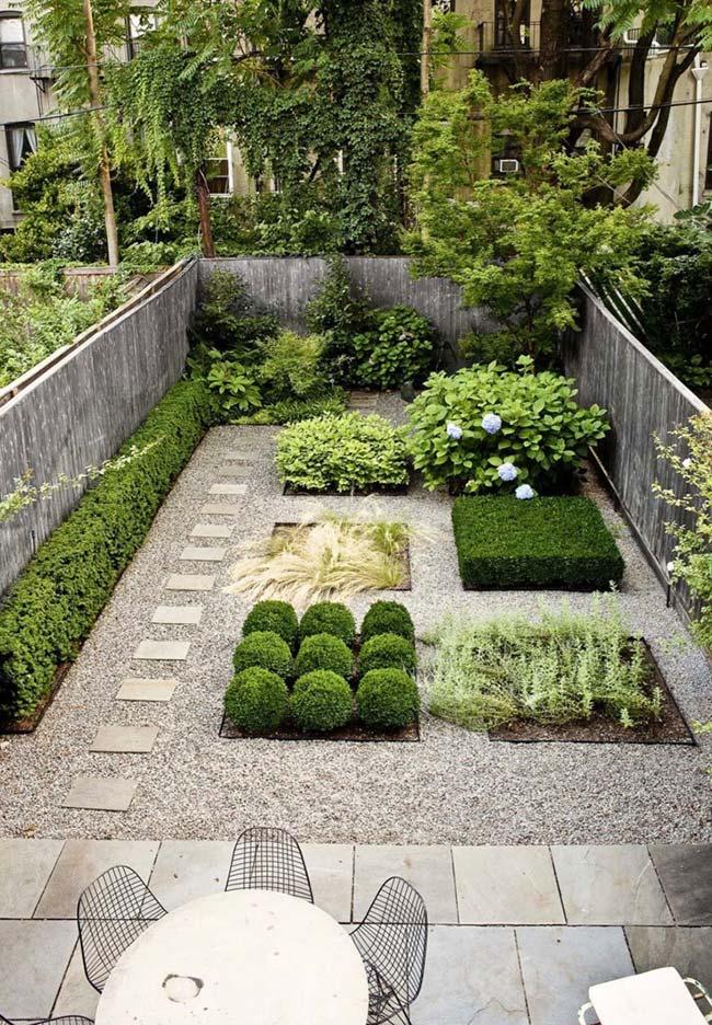 Jardim Pequeno 60 Modelos Fotos E Ideias De Projetos