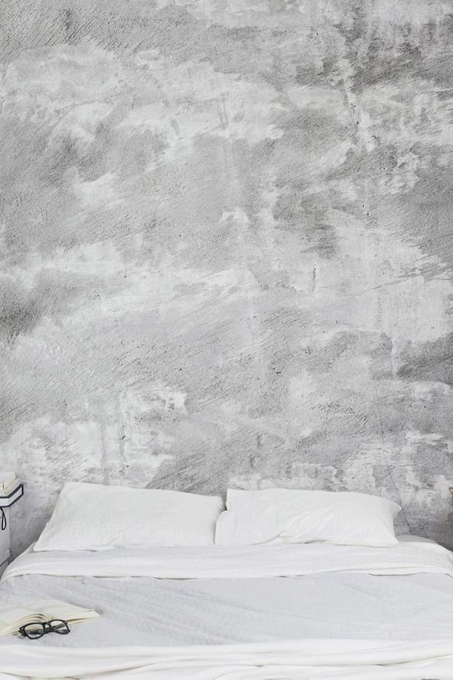 Textura de parede com marmorato