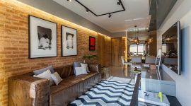Sala rústica: acesse e conheça 60 ideias e projetos inspiradores