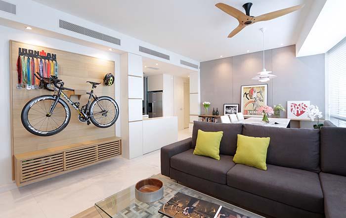 Custo razoavelmente baixo, alta resistência, durabilidade e beleza fazem do porcelanato uma das melhores opções de piso atualmente