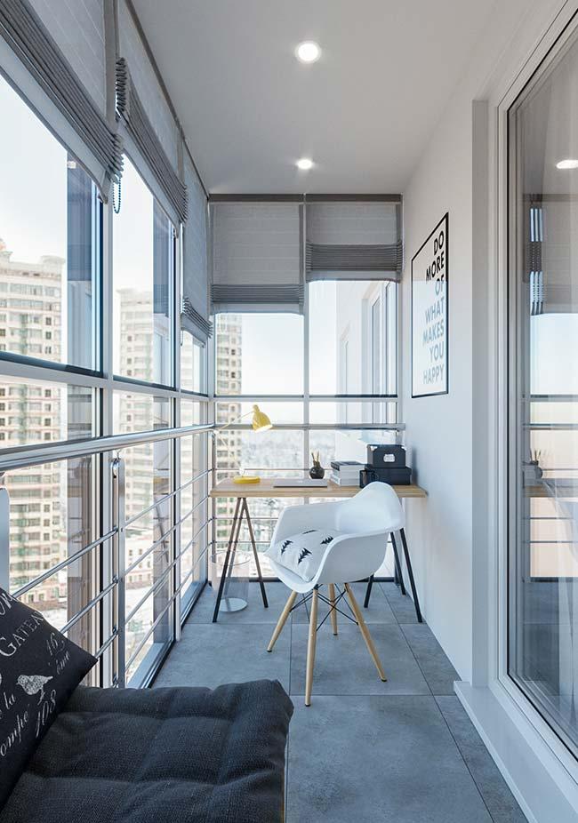 Piso para varanda com estilo moderno